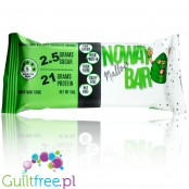 ATP Science Noway Mallow Bar Minted Mint - Gut Friendly Collagen Based Keto Protein Bar