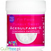 FitFood Purely Sweet Acesulfame-K, 100% pure concentrated sweetener