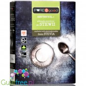 Pure & Good 100% natural erythritol with stevia