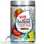 Twinings Cold Infuse Kids Strawberry Lemonade