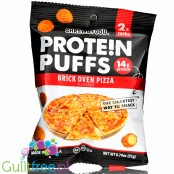 Shrewd Food Protein Crisps Brickoven Pizza