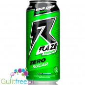 REPP Sports Raze Energy Sour Gummy zero calorie energy drink