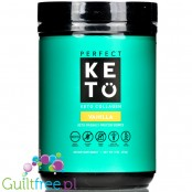 Perfect Keto, Keto Collagen, Vanilla 12 oz (340g)