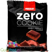 Prozis Zero Cookie Double Chocolate protein cookie 20g protein in 190kcal