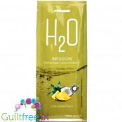 Prozis H2O Infusions Pina Colada sugar free instant drink in a sachet, with vitamin C