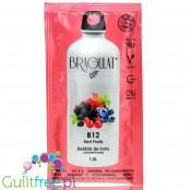 Bragulat Fruit Drink sugar free instant drink in a sachet, with B12 vitamin