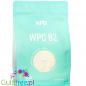 KFD pure WPC 80 0,7kg unflavoured