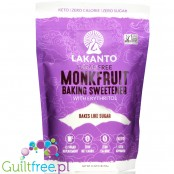 Lakanto Baking Sweetener with monkfruit - keto sweetener for baking
