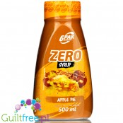 6Pak Nutrition Zero Sauce Apple Pie