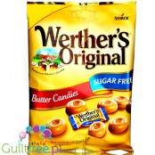 Werther's Original 65g sugar free hard candies