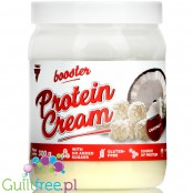Trec Booster Protein Cream White Chocolate Coconut no added sugar spread