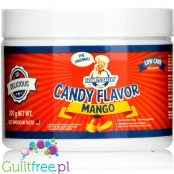 Franky's Bakery Candy Flavor Mango powdered food flavoring with stevia