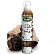 SprayLeggero Mantova Olive & Black Truffle - oliwa truflowa spray do smażenia bez propellantów