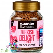 Beanies Turkish Delight instant flavored coffee 2kcal pe cup