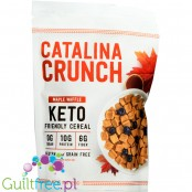 Catalina Crunch Keto Cereal, Maple Waffle 9oz