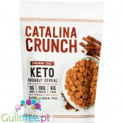 Catalina Crunch Keto Cereal, Cinnamon Toast 9oz