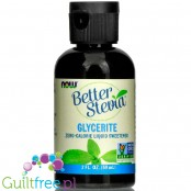 Now Better Stevia Glycerite 59ml liquid sweetener with stevia, unflavored