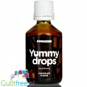 Prozis Yummy Drops Chocolate liquid sweetened flavoring drops