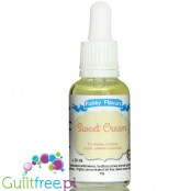 Funky Flavors Sweet Cream 30ml liquid flavoring