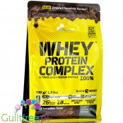 Olimp Whey Protein Complex 100% 0,7 kg Double Chocolate