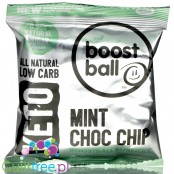 Boostball Burners Keto Mint Choc Chip