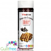 Vitadulce Sugar-Free Chocolate Topping with no carbs, 150kcal