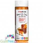 Vitadulce Sugar-Free Dulce de Leche Topping with no carbs, 150kcal