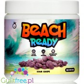 Yummy Sports Beach Ready - 180gr - sour grape