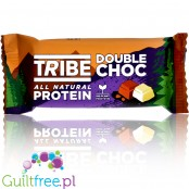 Tribe Vegan Recovery Protein Bar Double Chocolate