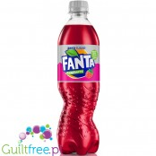 Fanta Raspberry Zero no added sugar 4kcal