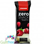 Prozis Zero Snack White Chocolate-Raspberry protein bar 104kcal & 12g protein