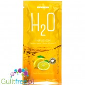 Prozis H2O Infusions Fresh Lemonade sugar free instant drink in a sachet, with vitamin C