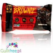 Mutant Protein Brownie Chocolate Fudge
