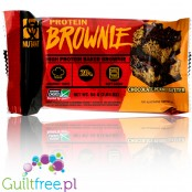 Mutant Protein Brownie Chocolate Peanut Butter