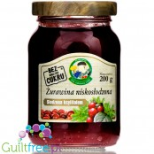 Fungopol cranberries sugar free preserves with with xylitol