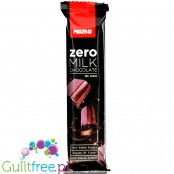 Prozis Zero Milk Chocolate no added sugar milk chocolate