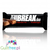 Prozis Zero Break Duo Milk Chocolate no added sugar KitKat copycat