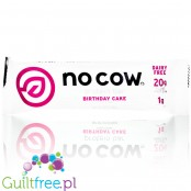 No Cow Birthday Cake