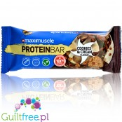 Maximuscle Protein Bar Cookies & Cream