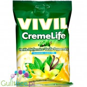 Vivil Cremelife Vanilla & Peppermint sugar free candies