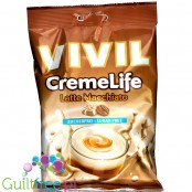 Vivil Cremelife Latte Macchiato sugar free candies
