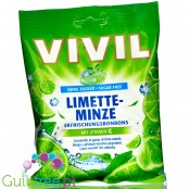 Vivil Lime & Mint sugar free candies with vitamin C