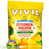 Vivil Lemon & Lemon Balm sugar free candies