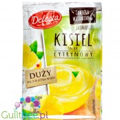 Delecta sugar free lemon jelly without sweeteners