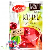 Delecta sugar free black cherry jelly without sweeteners