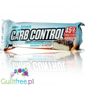 Body Attack Carb Control Cookie-O protein bar, 45g protein