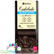 Bartfan milk chocolate with xylitol, no sugar added, sweat cream flavor