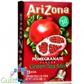 Arizona Gren Tea & Pomegranate, sugar free 10 stix