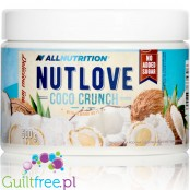 AllNutrition NUTLOVE Coco Crunch Almond sugar free spread