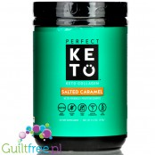 Perfect Keto Collagen, Salted Caramel 12 oz (340g)